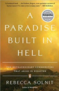 A Paradise Built in Hell book cover