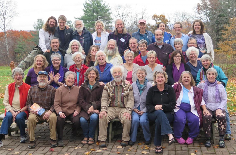 2015 Gathering at Woolman Hill